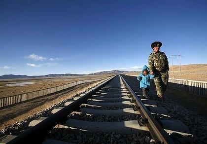 quel treno per lhasa