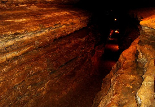 poi arriverai alle miniere dell'oro