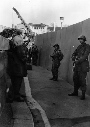 33 giorni alla caduta del muro