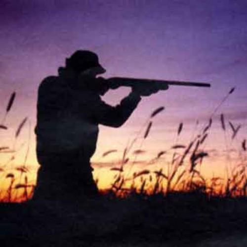 con affetto al cacciatore