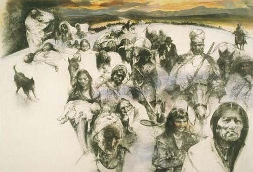 pionieri e nativi