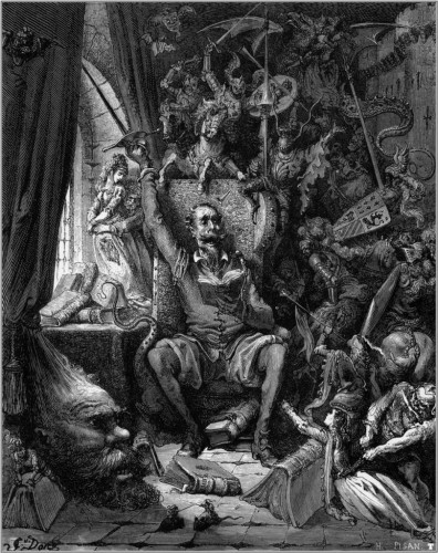il corteo della morte