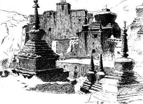 un monastero